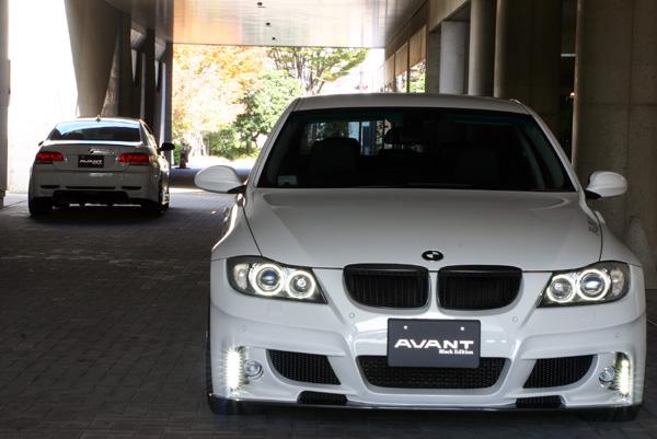 What Is A Sedan >> AVANT BMW E90 3シリーズセダン(前期)